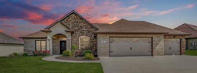 Columbia Single Family Home For Sale: 2004 BATES CREEK Dr