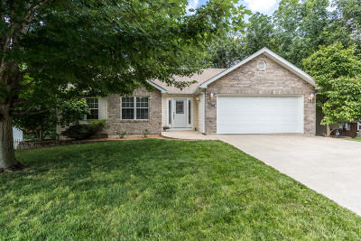 Columbia Single Family Home For Sale: 2903 YOKO Ct