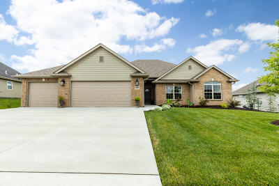 Columbia Single Family Home For Sale: 6408 COBBLE CREEK Dr