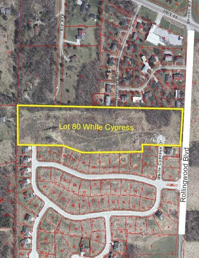 Columbia Residential Lots & Land For Sale: LOT 80 N WHITE CYPRESS Dr
