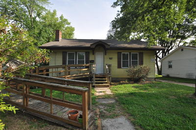 Columbia Multi Family Home For Sale: 1711 MONROE St