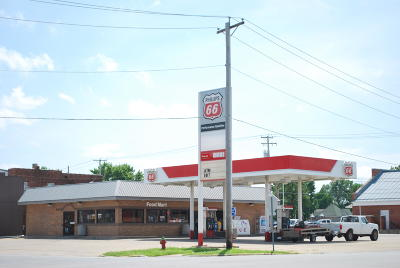 Moberly Commercial For Sale: 300 W ROLLINS St