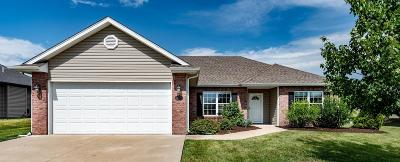 Columbia Single Family Home For Sale: 2607 SPANISH BAY Dr