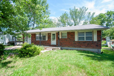 Columbia Single Family Home For Sale: 2314 WINDMILL Ct