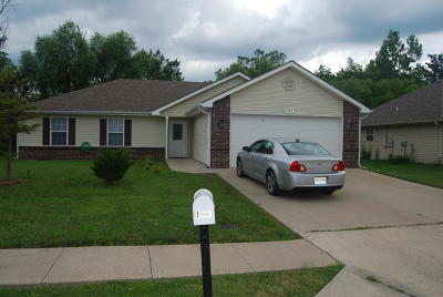 Columbia Single Family Home For Sale: 3909 ARTIC FOX Dr