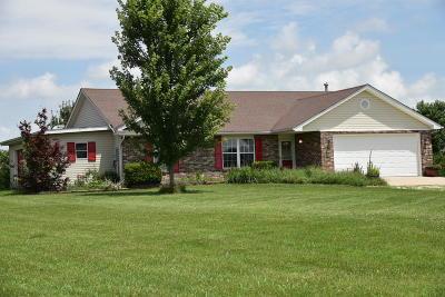 Columbia Single Family Home For Sale: 2765 E ALFALFA Dr