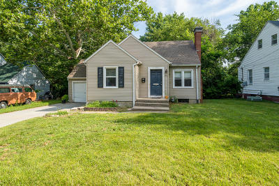 Columbia Single Family Home For Sale: 903 W WORLEY St