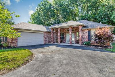 Columbia Single Family Home For Sale: 1512 SECRETARIAT Dr