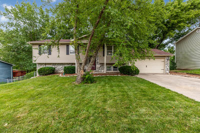 Columbia Single Family Home For Sale: 1750 CROCKETT Dr