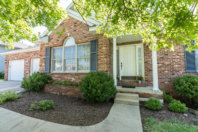 Columbia Single Family Home For Sale: 1808 CUNNINGHAM Rd