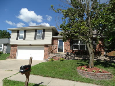 Columbia Single Family Home For Sale: 3507 CALUMET Dr