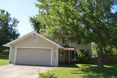 Columbia Single Family Home For Sale: 3600 TEAKWOOD Dr