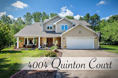 Columbia Single Family Home For Sale: 4004 QUINTON Ct