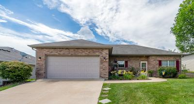 Columbia Single Family Home For Sale: 1806 GYPSY MOTH Dr