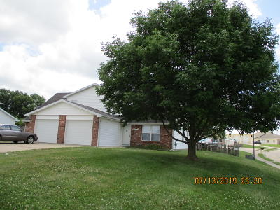Columbia Multi Family Home For Sale: 4310-4312 DERBY RIDGE Dr