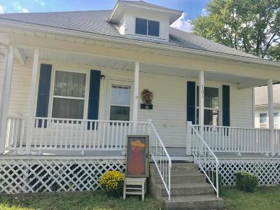 Moberly MO Single Family Home For Sale: $48,500