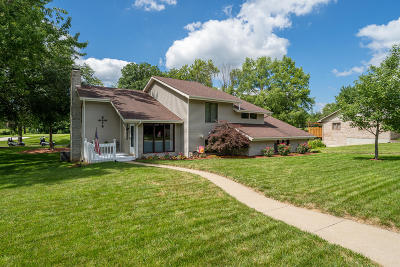 Columbia Single Family Home For Sale: 1204 WILLOWCREEK Ln