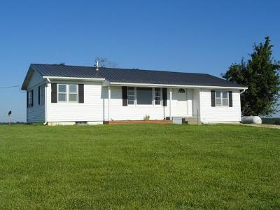 Cairo Single Family Home For Sale: 1955 COUNTY ROAD 1650
