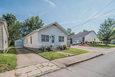 Moberly Single Family Home For Sale: 625 FRANKLIN Ave