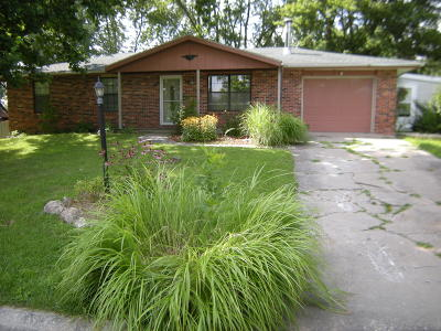 Columbia Single Family Home For Sale: 7401 N WISHING WELL Dr