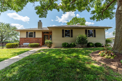 Columbia Single Family Home For Sale: 7801 N PEMBROOK Ct