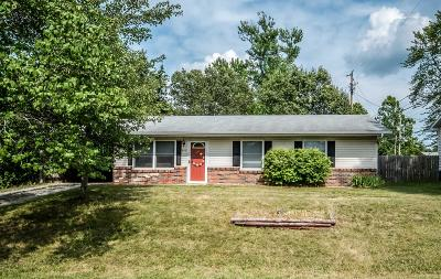 Columbia Single Family Home For Sale: 810 N WESTER Ln