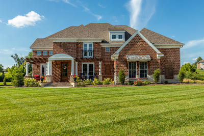 Columbia Single Family Home For Sale: 4101 COPPERSTONE CREEK Dr