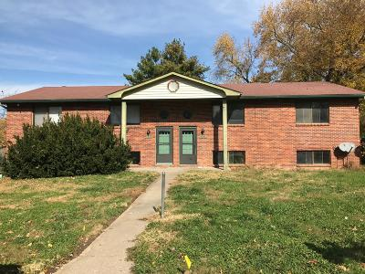 Columbia Multi Family Home For Sale: 4337-4339 W BETHANY Dr