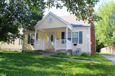 Columbia Single Family Home For Sale: 707 W ASH St