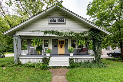 Columbia Single Family Home For Sale: 813 W ASH St