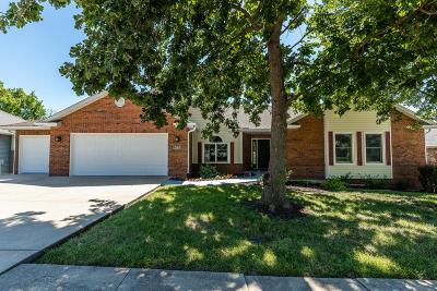 Columbia Single Family Home For Sale: 504 CARPATHIAN Dr