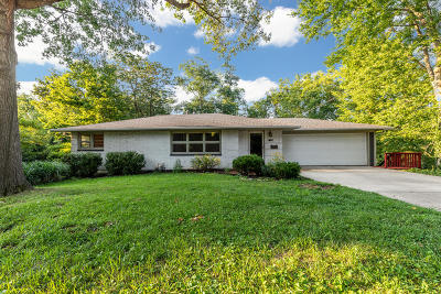 Columbia Single Family Home For Sale: 813 GREENWOOD Ct