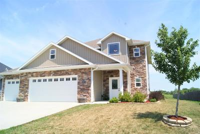 Columbia Single Family Home For Sale: 3807 FLATWATER Dr