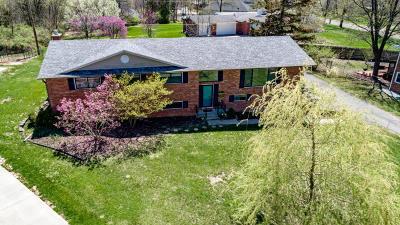 Columbia Single Family Home For Sale: 1702 OAKWOOD Ct