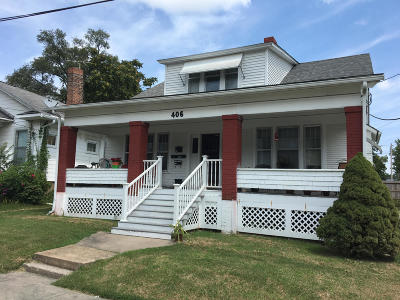 Columbia Multi Family Home For Sale: 406 N 9TH St