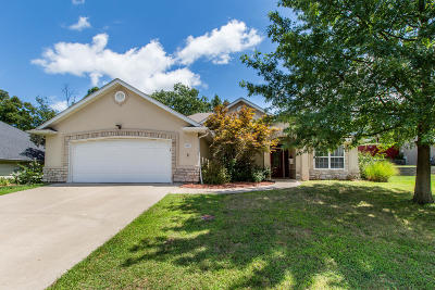 Columbia Single Family Home For Sale: 602 ADENS WOODS Ct