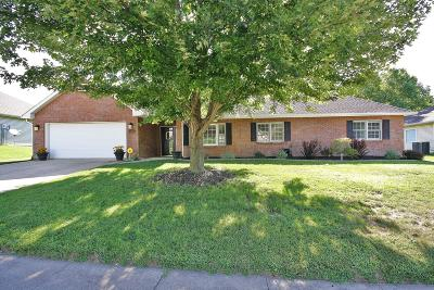 Columbia Single Family Home For Sale: 400 GRAMPIAN Dr