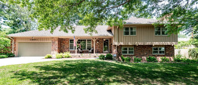 Columbia Single Family Home For Sale: 1001 HULEN Dr