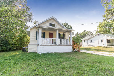 Columbia Single Family Home For Sale: 605 CLINKSCALES Rd