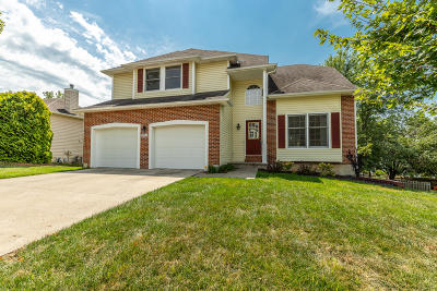 Columbia Single Family Home For Sale: 4004 NEWPORT Ct