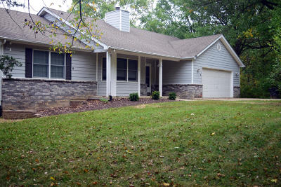 Columbia Single Family Home For Sale: 5405 N CREASY SPRINGS Rd