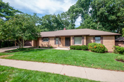 Columbia Single Family Home For Sale: 1801 WOODRAIL Ave