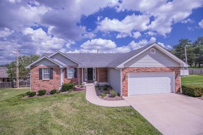 Columbia Single Family Home For Sale: 3310 SKYLARK Dr