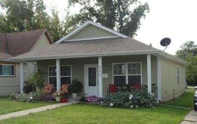 Moberly Single Family Home For Sale: 608 W ROLLINS St