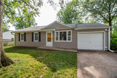 Columbia Single Family Home For Sale: 205 RUBY Ln