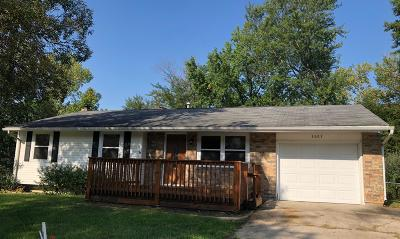 Columbia Single Family Home For Sale: 3005 HADEN Dr