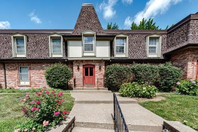 Columbia Condo/Townhouse For Sale: 802 S FAIRVIEW Rd #B-8