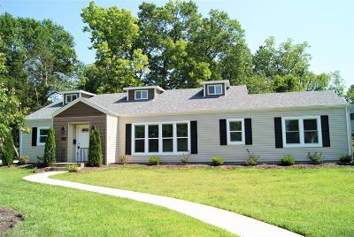 Columbia Single Family Home For Sale: 400 CRESTLAND Ave