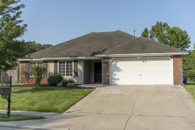 Columbia Single Family Home For Sale: 2407 LUBBOCK Ct