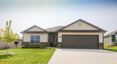 Columbia Single Family Home For Sale: 4110 W POSEY Ln